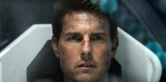 tom cruise movie in space